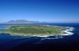 Nelson Mandela's former prison