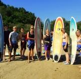 Buccaneers surfing