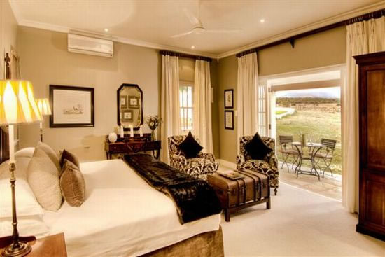 Addo National Park - Riverbend Lodge - Luxury Room