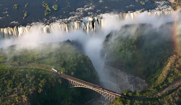 Victoria Falls Figures Victoria Falls Hotel