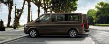 7 seater VW van