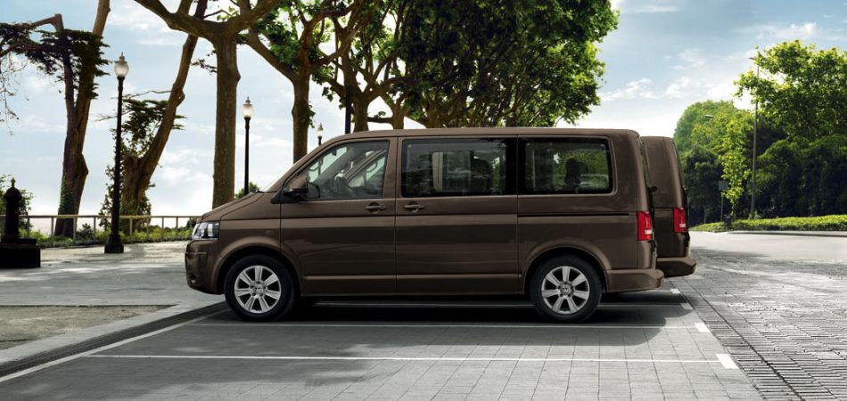 7 seater VW van